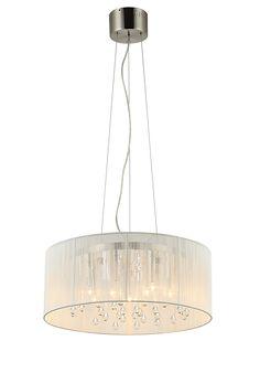 Śliczna pod względem wykonania a przy tym niesamowicie praktyczna, jest perłą która idealnie pasuje do każdego wnętrza. Idealnie wygląda w stylowym pomieszczeniu, modnym salonie jak również w romantycznej i ciepłej sypialni. Poznajcie Artemidę Zuma Line ;-) Chandelier, Ceiling Lights, Lighting, Home Decor, Candelabra, Decoration Home, Room Decor, Chandeliers, Lights