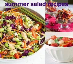 summer salad recipes Suggestions for successful search on summer salad recipes .  Offers a single source on summer salad healthy related issues, topics and guide.