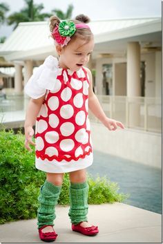 """Baila"" Dress by Daydream Believers - Must get this outfit for Aubrey!!"