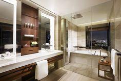 The Shilla Seoul Hotel Small Bathroom Tiles, Rustic Bathroom Vanities, Modern Bathroom Design, Storage Units For Sale, Space Architecture, Interior Design Studio, Beautiful Bathrooms, Washroom