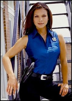 Nia Peeples AS Sydney Cooke from Walker Texas Ranger   one of my favorite Actresse