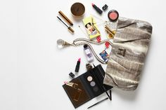 "B Insider ""What's In Your Bag"" editorial"