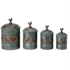 Kitchen Decor More Kitchens Decor Canister Sets Canisters Sets Gardens