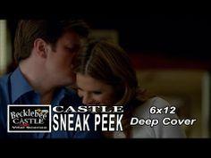 """Castle 6x12 Sneak Peek #2 """"Deep Cover"""" (HD) Caskett Wedding Talk & Butt Grab - YouTube"""