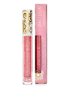 Beach Kiss Natural Lip Gloss by Pacifica Beauty