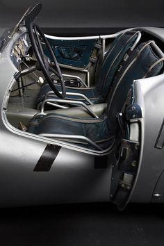Interior of the BMW 328 Mille Miglia. #bmw #cars #Model #design