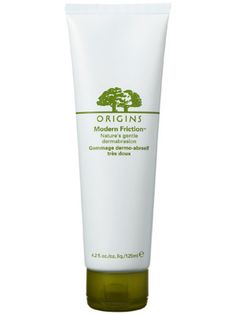 Origins Modern Friction exfoliator. Use 2x's weekly with Basis Antibacterial soap.