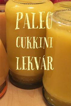 Gyorsan és könnyen elkészíthető a paleo cukkini lekvár. Jó módja a cukkini felhasználásának. Paleo, Wine Glass, Beer, Mugs, Tableware, Ale, Dinnerware, Tumbler, Tablewares