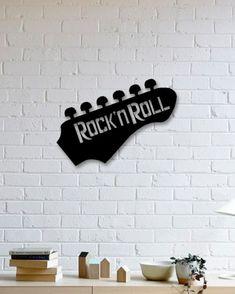 Rock Metal Plaka