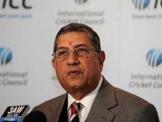 N. Srinivasan Resigns as Director of India Cements Capital Check more at http://www.wikinewsindia.com/english-news/ndtv/sports-ndtv/n-srinivasan-resigns-as-director-of-india-cements-capital-3/