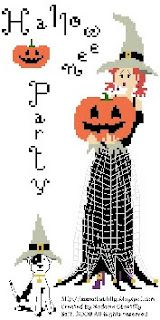 Madame Chantilly: Halloween Party