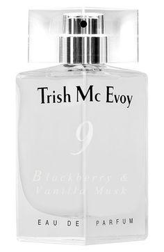 Trish Mcevoy Eau de Parfum Spray for Women, Blackberry and Vanilla Musk, Ounce Irresistible. Discover No. 9 Blackberry & Vanilla Musk, a spicy Amazing Grace Perfume, Iris, Perfume Lady Million, Almond Flower, Vanilla Perfume, Nordstrom, Cosmetics & Perfume, Best Perfume, Fragrance Parfum