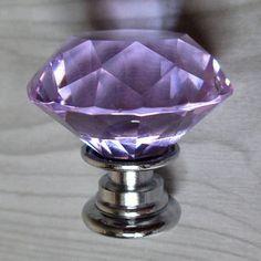 details about diamond crystal glass door knob drawer kitchen