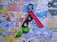 Porte clefs lego en p¢te fimo fait main Porte clés par s et s