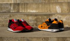 New Balance Made in UK M577 Spring 2014