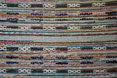 swedish rag rug / finurlig blog