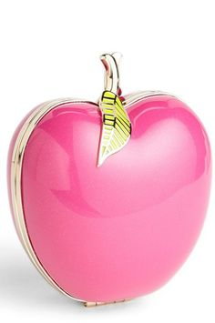 Far From The Tree Apple Clutch - Kate Spade
