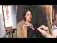 Oil Painting Demo- Alla Prima- Edgar Silva Art