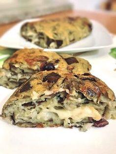 Polpettone di melanzane Vegetable Recipes, Vegetarian Recipes, Healthy Recipes, Italian Dishes, Italian Recipes, Wine Recipes, Cooking Recipes, Good Food, Yummy Food
