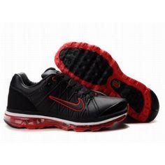 Nike Air Max 2009 Black Red D09004