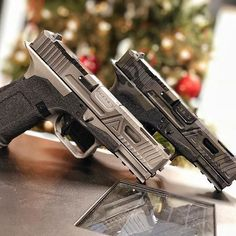 Beautiful pair of ported compacts on frames! Which would you pick? finish or Black Multicam? Agency Arms, Firearms, Shotguns, Military Guns, Guns And Ammo, Tactical Gear, Hand Guns, Weapons, Shooting Gear