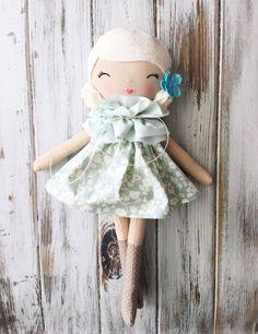 SpunCandy Handmade Doll by SpunCandy on Etsy https://www.etsy.com/listing/289087355/spuncandy-handmade-doll