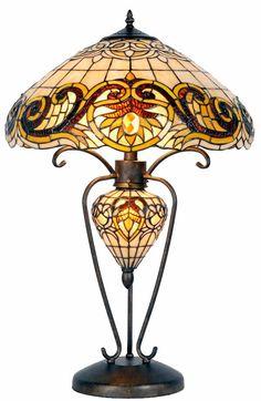 Рукодельница: Tiffany(1848–1933). Часть 1.Светильники от Tiffany