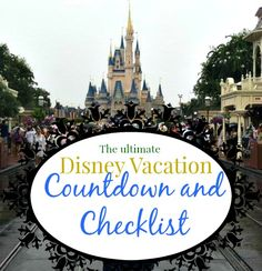 Disney Vacation coun