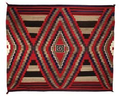 Navajo Third Phase Chief Style Weaving