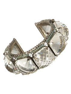Kaleidoscope Cuff Bracelet in Aegean Sea by Sorrelli - $197.50 (http://www.sorrelli.com/products/BCL18ASAES)