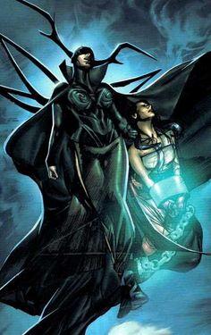 Hela (Marvel)