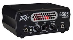 Just added another great item to our store Peavey 6505 Piran... check it out @ http://guitarisms.com/products/peavey-6505-piranha-microhead-guitar-amp?utm_campaign=social_autopilot&utm_source=pin&utm_medium=pin