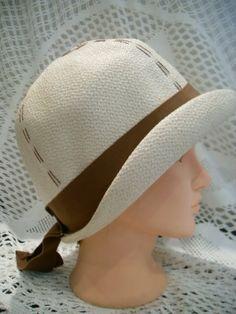 Vintage hat by VintageNorah on Etsy, £15.00
