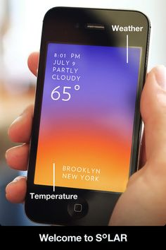 Solar : Weather App — The 5 Best Forecasting Apps For Winter Weather Prep