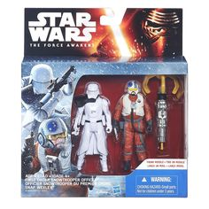 Leaked Photos Of 3 3/4 inch Star Wars Action Figures For 2016