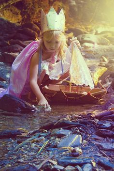 magical - shine your inner child today....Love, Light and Joy