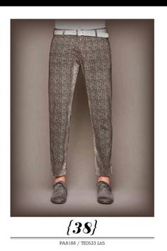 Cashmere Print Trousers- Be the first to wear it