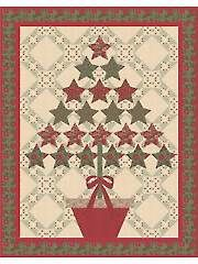 New Quilt Patterns - Wish Upon A Star Quilt Pattern