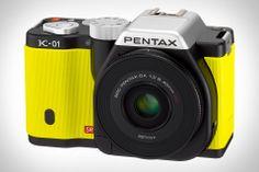 Pentax K-01 Camera - lifestylerstore - http://www.lifestylerstore.com/pentax-k-01-camera-2/