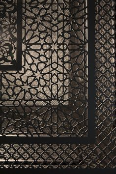 Jali Design Inspiration is a part of our furniture design inspiration series. Jali design inspirational series is a weekly showcase of incredible furniture designs from all around the world. Laser Cut Panels, Laser Cut Wood, Islamic Architecture, Architecture Details, Arabesque, Jaali Design, Arabic Pattern, Islamic Patterns, Arabic Design