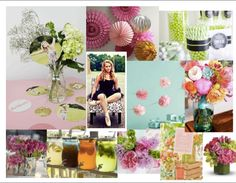Personalized Celebration for the High School Graduate in green, pink, and floral