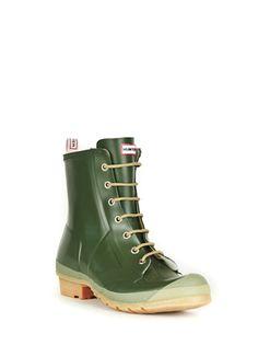 Lace Up Combat Boot | Mens Boots | Hunter Boot Ltd