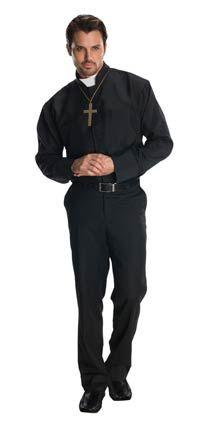 disfraz sacerdote sexy - Buscar con Google