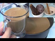 How To Make Champurrado Mexican Drinks, Mexican Food Recipes, Drink Recipes, How To Make Champurrado, How To Make Pozole, Tamales, Happy Drink, Yummy Drinks, Smoothies