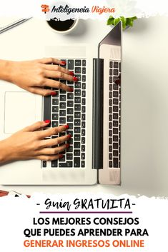 Es momento de aprender cómo generar ingresos online desde la comodidad de tu hogar o desde cualquier parte del mundo. #inteligenciaviajera #emprendimiento #trabajardesdecasa Blogging, Hacks, Train, World, Home, Productivity, Marketing Strategies, Personal Development, Cheap Flights