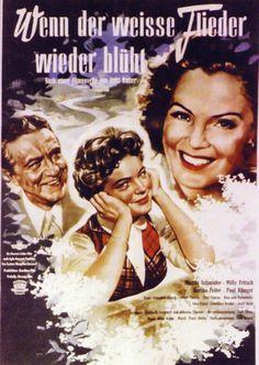 Poster zum Film: Wenn der weiße Flieder wieder blüht. 1953