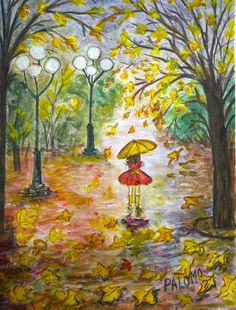 GALERIA PALOMO MARIA LUISA: A DON INVIERNO Day, Painting, Water Colors, Paintings, Winter, Painting Art, Drawings