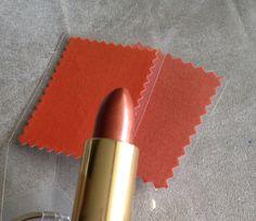 Revlon Copper Chrome matches the Orange Spice and Terracotta Warm Autumn swatches