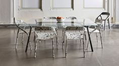 Coalesse | LessThanFive seating with MoreThanFive table