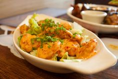 This shrimp salad recipe uses small shrimp which is dressed with a horseradish and chili sauce dressing. The salad is served over a bed of lettuce garnished with ripe tomato wedges or scallions. Combine celery and shrimp in a large bowl. Combine sour cream, chili sauce, horseradish, mustard, oregano and onion in a small bowl. […]